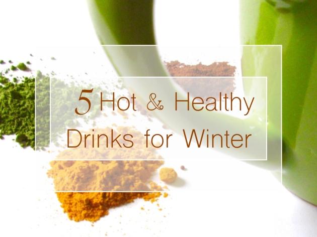 hot healthy drinks winter tea womens health nutrition fertility pregnancy preconception.001